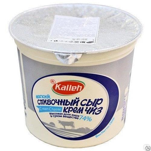 Творожный сыр Kalleh 74%