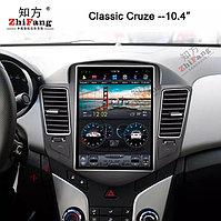Автомагнитола Tesla Style для Chevrolet Cruze (2009-2012)