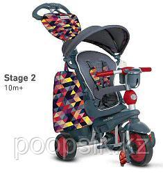 Велосипед Smartrike Explorer black/Red