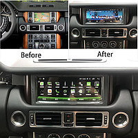 Магнитола для Range Rover Android 2007-2012гг