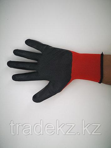 Перчатки с ПВХ ладонью, средства индивидуальной защиты, фото 2