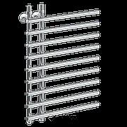 Полотенцесушитель водяной нерж. сталь ЛБ-4 100/60 см Ника