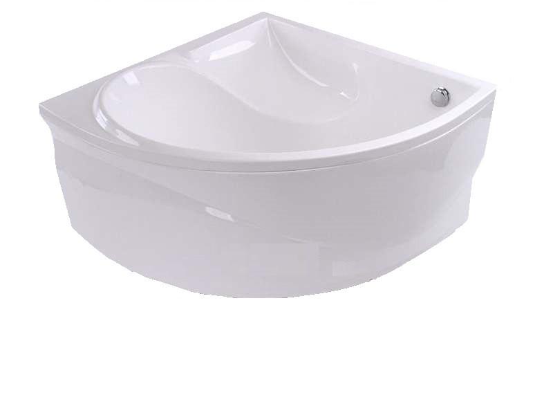 Ванна угловая акриловая Тритон Синди Экстра 1250х1250