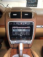 Автомагнитола для Porsche Cayenne Android