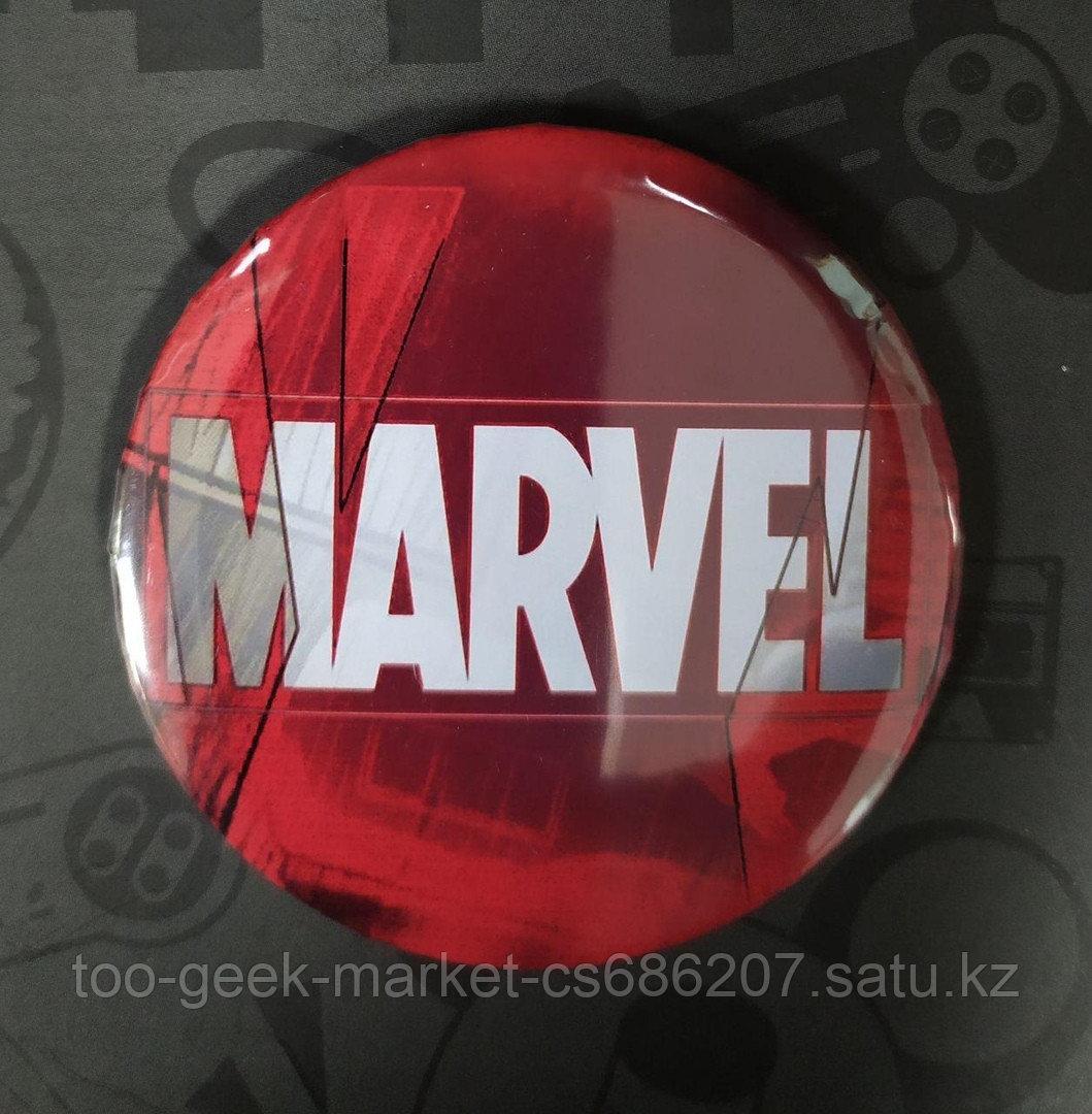 """Значок """"Marvel"""""""