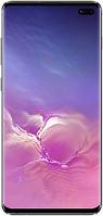 Смартфон Samsung Galaxy S10 Plus, SM-G975FZKDSKZ, (Prism)Black(657307), фото 1