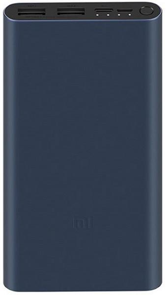 Портативное зарядное устройство Xiaomi Mi Power Bank 10000mAh (VXN4274GL, Blue)