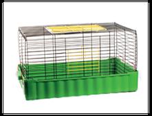Клетка для кроликов и морских свинок №4, ВАКА -  79х47х47 см
