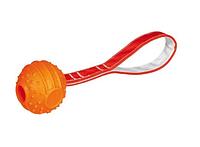 """Игрушка """"Мячик с ручкой"""" для собак, Trixie"""