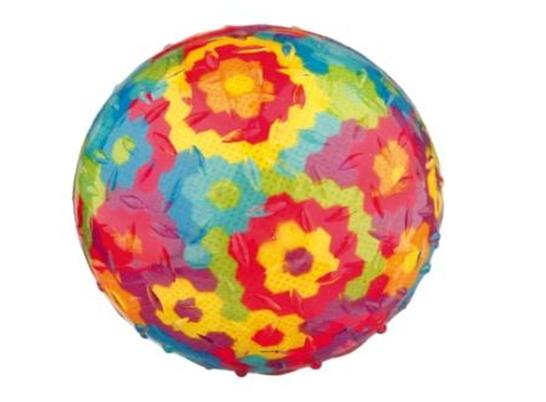 """Игрушка """"Мяч с пищалкой"""" для собак, Trixie"""