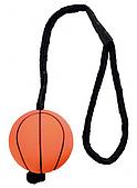 "Игрушка ""Мяч на веревке"" для собак, Trixie - 6 см"