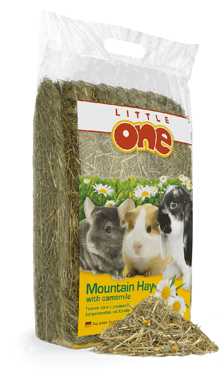 Горное сено с ромашкой, Little One - 400 гр