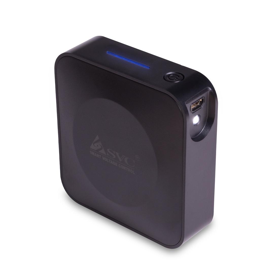 Портативное зарядное устройство SVC PB10K-B 10000mAh (Black)