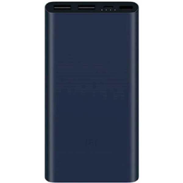 Power bank Xiaomi 2S 10000mAh (Model 2018 2S, Black)