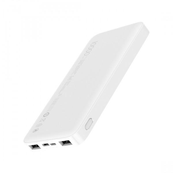 Портативное зарядное устройство Xiaomi Redmi Power Bank 10000mAh (VXN4266CN/VXN4286GL, White)