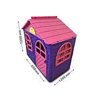 Домик игровой Doloni 02550/10 розовый, фото 1