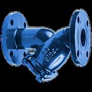 Фильтр сетчатый чугун Ду 100 Ру16 фл