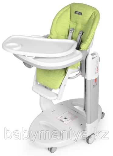 Детский стульчик для кормления Peg-Perego Tatamia FOLLOW ME WONDER GREEN