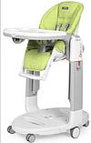 Детский стульчик для кормления Peg-Perego Tatamia FOLLOW ME WONDER GREEN, фото 3