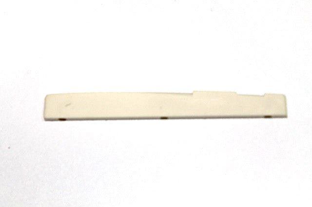 Порожек нижний для акустической гитары костяной