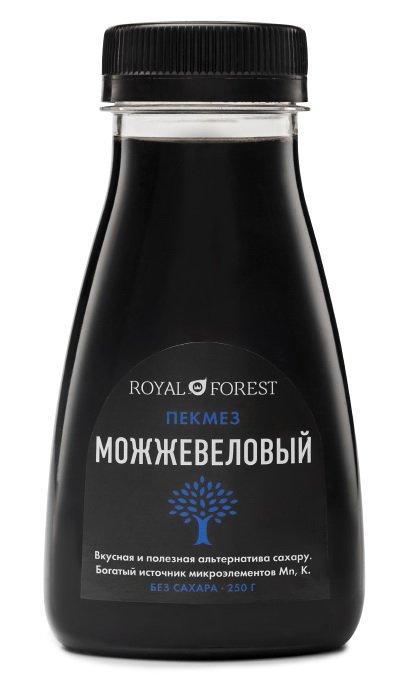 Можжевеловый пекмез Royal Forest, 250 гр