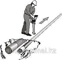 Поиск кабельных линий под напряжением