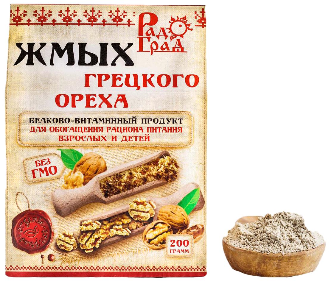 "Жмых грецкого ореха ""Радоград"" (200 г)"