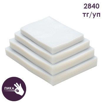 Пакет вакуумный 160 мм х 250 мм (PET/PE), прозрачный, 70 мкм