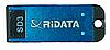 Флеш-память 16GB USB RIDATA SD3 ARMOR Blue
