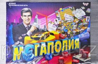Настольная игра Мегаполия
