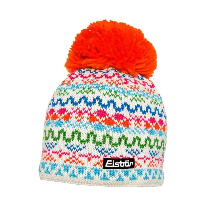 Eisbar  шапка Lenora Pompon