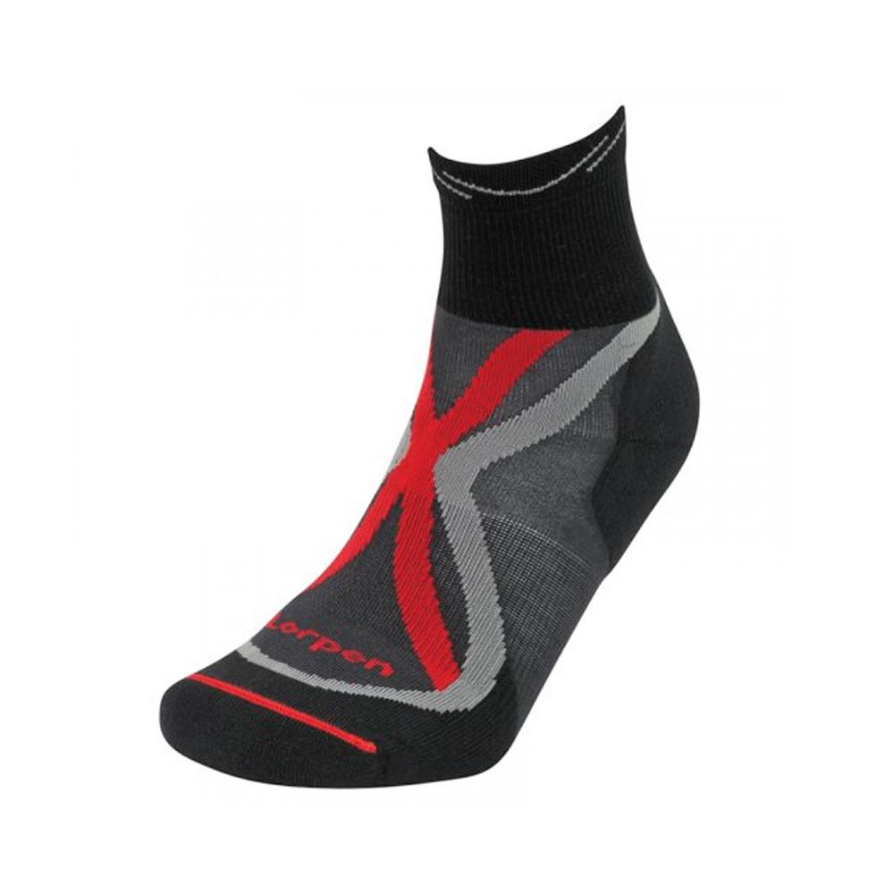 Lorpen  XTR 404 носки 1480 black (S)