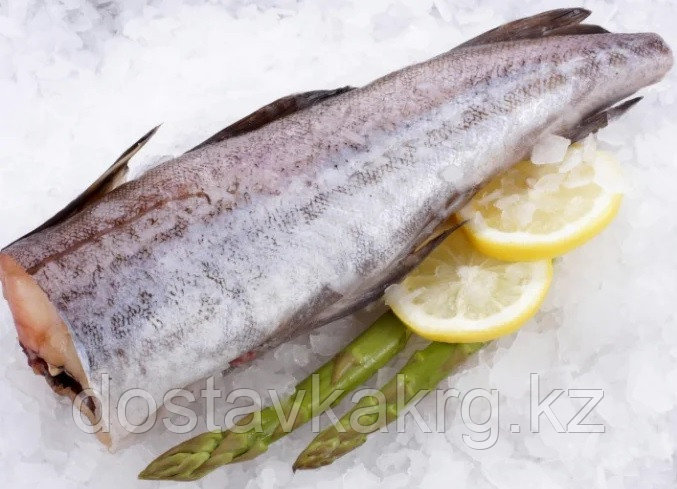 Рыба минтай с/м