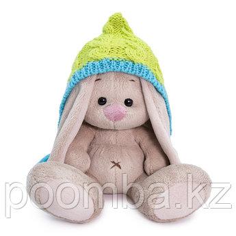 Зайка Ми в шапочке с кисточками (малыш)