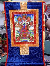 Тибетская тханка Будда Медицины