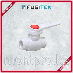 Шаровый кран для горячей воды Fusitek