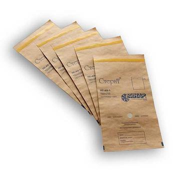Крафт-пакеты для стерилизации инструментов
