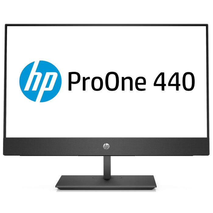"Моноблок HP ProOne 440 G4 AIO 23.8"" FHD/ Core i5-8500T/ 8GB/ 1TB/ DVD-RW/ WiFi/ BT/ Win10Pro (4NT86EA#ACB)"