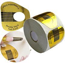 Формы для наращивания ногтей (бумажные, силиконовые)