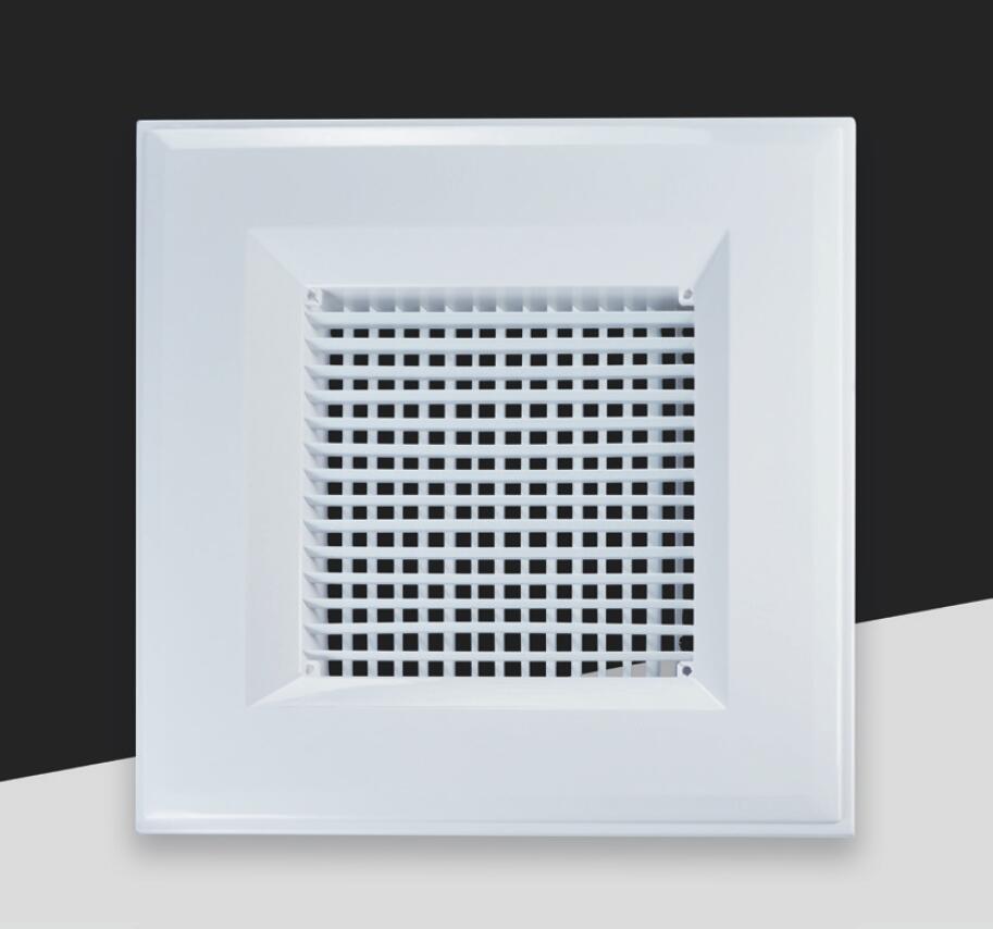 Квадратная внутренняя решетка (двойной слой) ABS-006A / B
