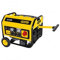 Генератор бензиновый Stanley SG6500, 6.0К.ВА, 50ГЦ,230/380В