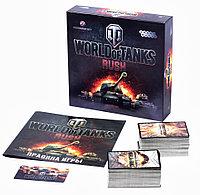 Настольная игра World of tanks. Rush 2-е русское издание, фото 1