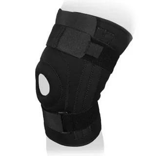 Бандаж на коленный сустав неразъемный со спиральными ребрами жесткости - фото 3