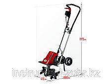 Культиватор электрический ЗУБР ККД-1800, 1800 Вт, фото 2