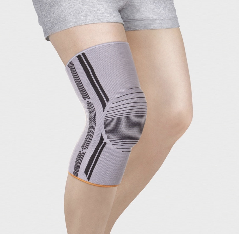 Бандаж на коленный сустав эластичный - фото 1