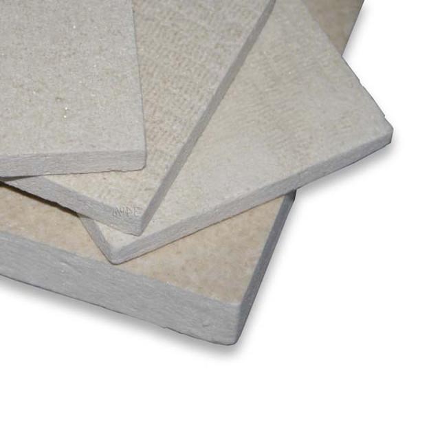 Керамическая бумага и плиты для печей