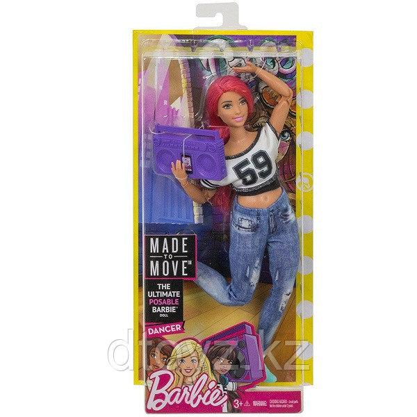 Barbie Двигайся как Я Танцовщица FJB19