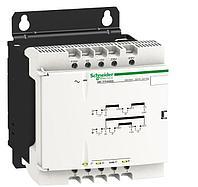 Защитный и изолирующий трансформатор 2x115В  160 В•А
