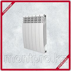 Биметаллический дизайн-радиатор Royal Thermo - BILINER - 500/90 белый выпуклый