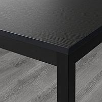 ТЭРЕНДО Столешница, черный, 110x67 см, фото 1